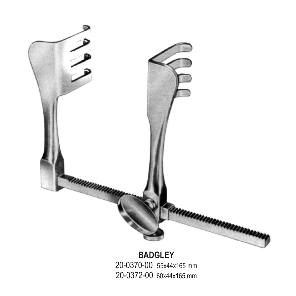 SELF-RETAINING RETRACTOR